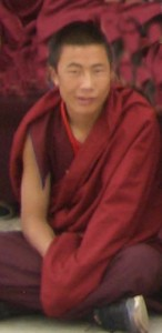 Lobsang Sangyal before detention